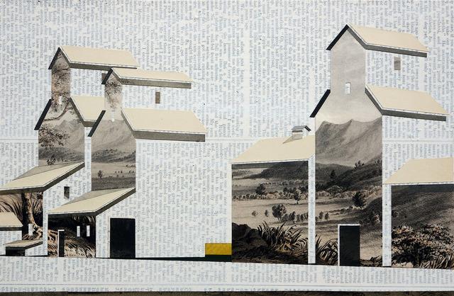 , 'Wheat Pool (Santa Ynez Mountains),' 2013, KOKI ARTS
