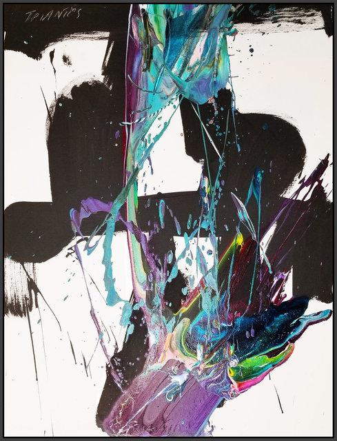 , 'Splash of Colour II #96,' 2018, Peter Triantos Galleries