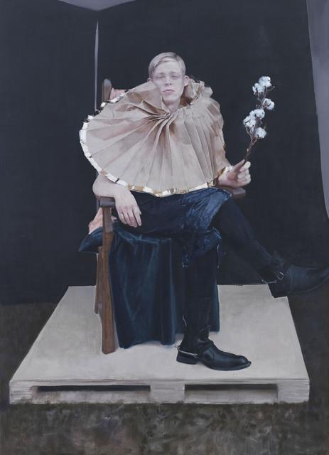 Teodora Axente, 'Charles III', 2017, rosenfeld porcini