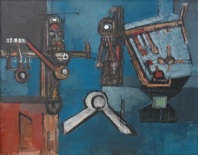 , 'L'evi un evitable,' 1960-1962, DIE GALERIE
