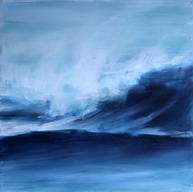 , 'Wave 17,' 2017, Hall Spassov Gallery