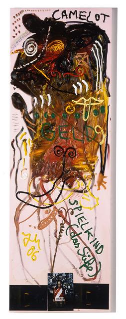 , 'Im Seegebiet des 4. geometrischen Sonnengebietes...,' 2006, Contemporary Fine Arts