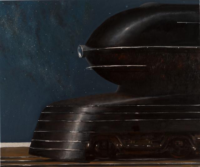 , 'Per Ardua ad Astra,' 2015, Contini Art Gallery