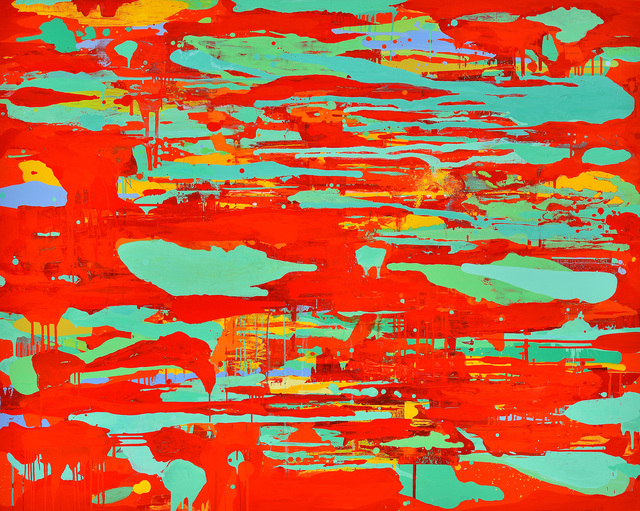 , 'Faces of Time-2,' 2017, Tina Keng Gallery