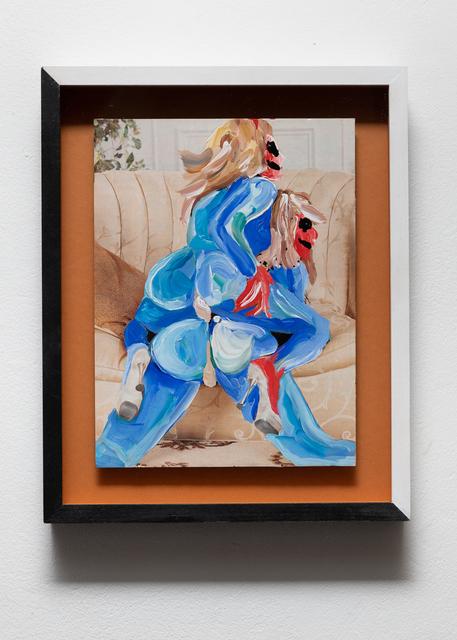 , 'Hazel Dazzle & Domina GaGa,' 2018, LAMB Arts