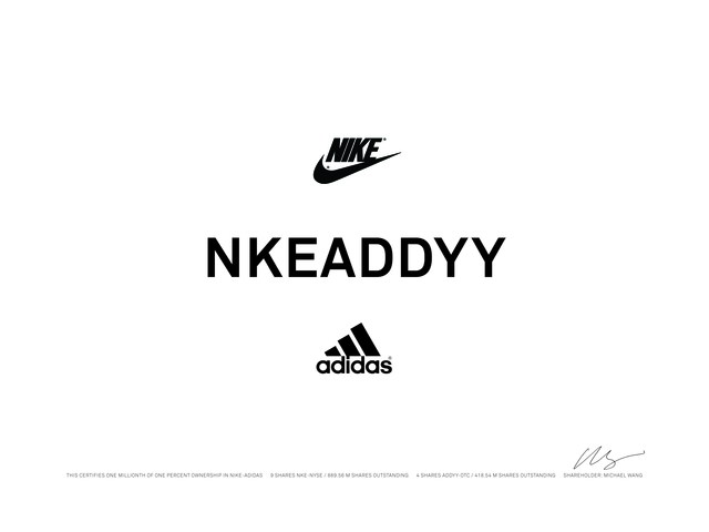 , 'NKEADDYY,' 2013, Foxy Production
