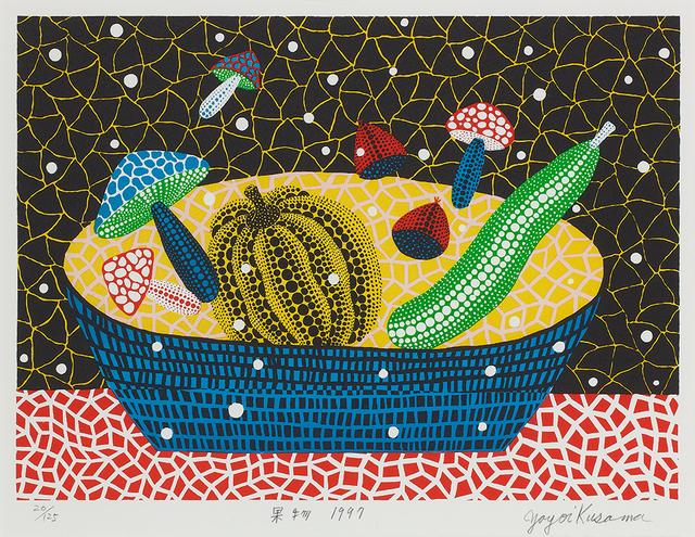 , 'Fruits,' 1997, Shukado Gallery