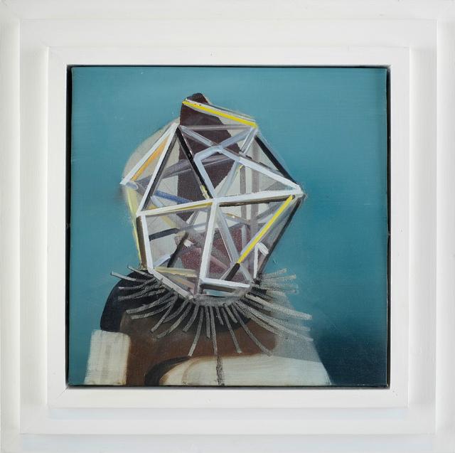 , 'Portrait 5,' 2015, Monte Clark Gallery