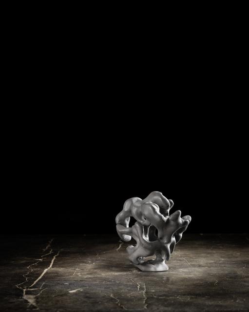 , 'Clay Lingbi Stone in Palm 掌心靈壁 #4,' 2015, Rasti Chinese Art