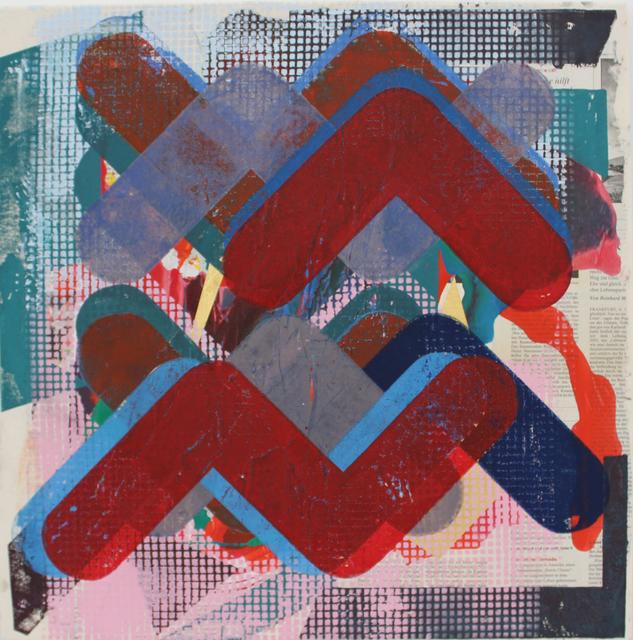 , 'o.T (Reinhard M.),' 2018, Galerie Heike Strelow