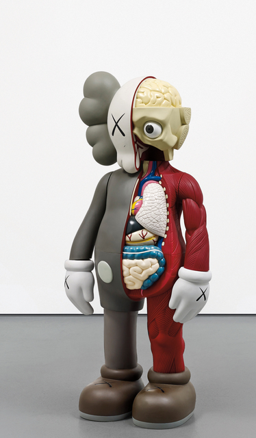 KAWS, 'Four Foot Dissected Companion', 2009, Phillips