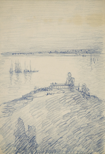 , 'Water's Edge,' ca. 1910, Sullivan Goss
