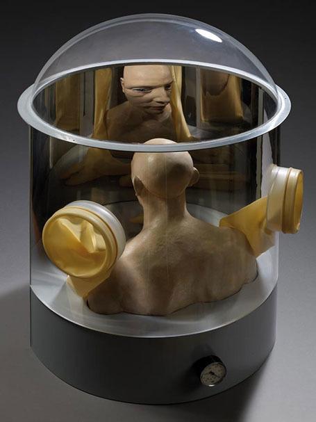, 'Asepsie,' 2010, Mark Hachem Gallery