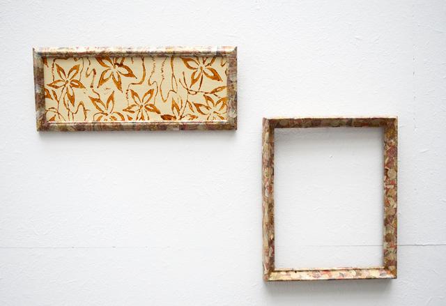 , 'Du mur à la toile - Couleur de Cotonou (25),' 2008, In Situ - Fabienne Leclerc