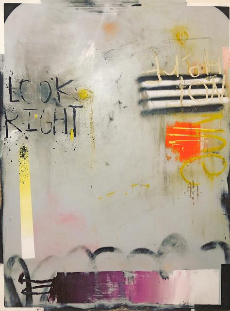 , 'Look Right,' , Sopa Fine Arts