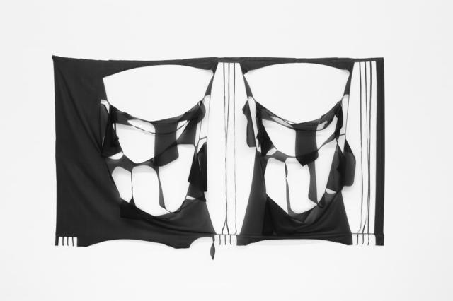 , 'Les masques,' 2016, Galerie Laurence Bernard