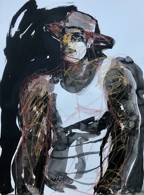 , 'Modelo Masculino III,' 2017, Gallery 4 West