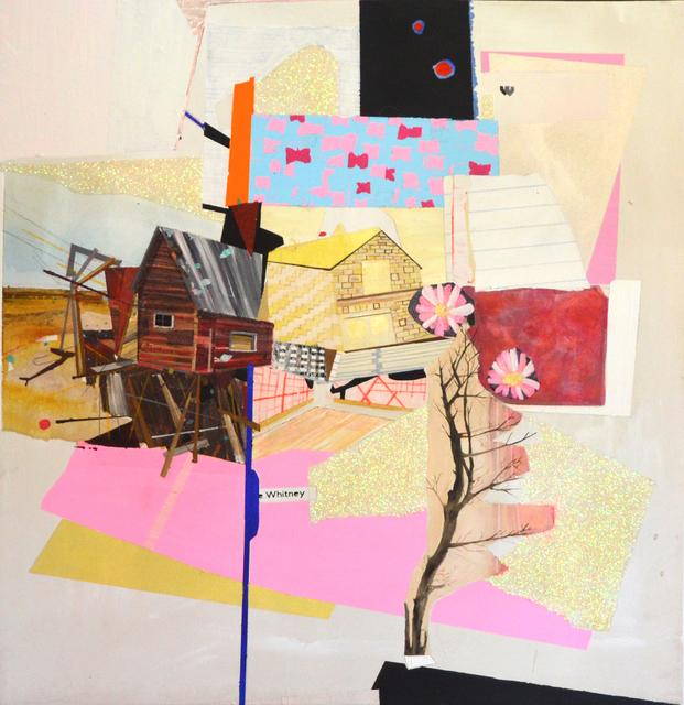 , 'e Whitney,' 2018, Jonathan Ferrara Gallery