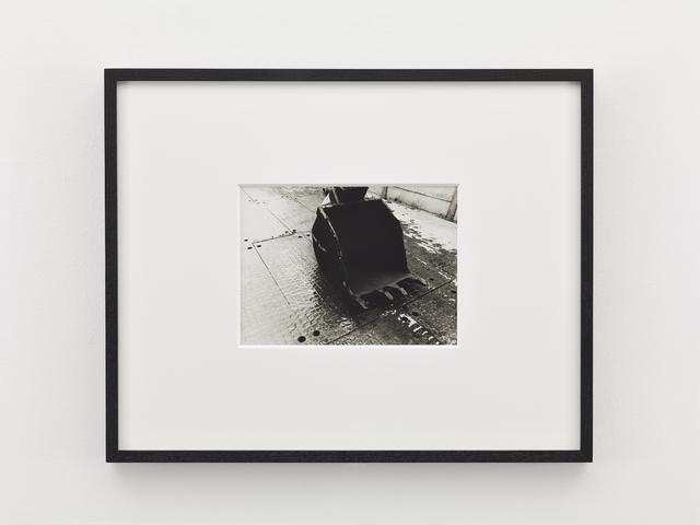 , 'P.W.- No.8,' 1972, Simon Lee Gallery