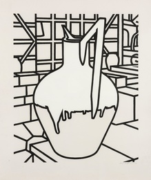 Patrick Caulfield, 'Jug (Cristea 39),' 1974, Forum Auctions: Editions and Works on Paper (March 2017)