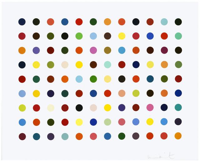 Damien Hirst, 'Ellipticine', 2007, Maddox Gallery Auction