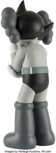 KAWS, 'Astro Boy-KAWS Version (Grey)', Other, Heritage Auctions