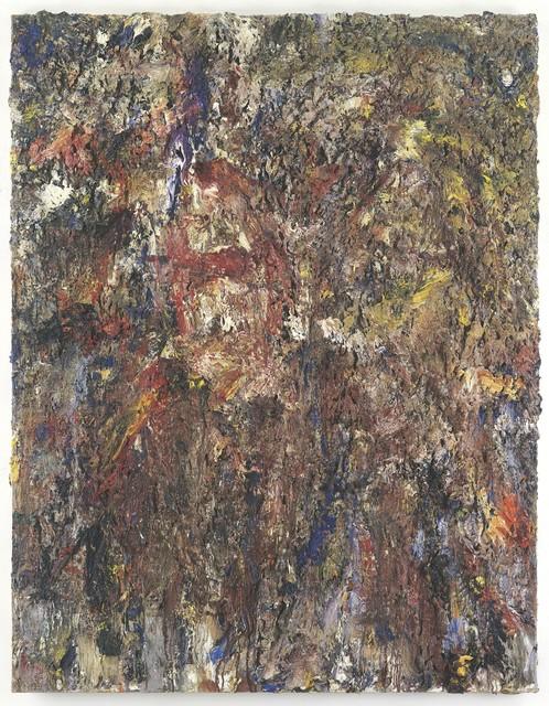 , 'La grande rouge,' 1999, Galerie Nathalie Obadia