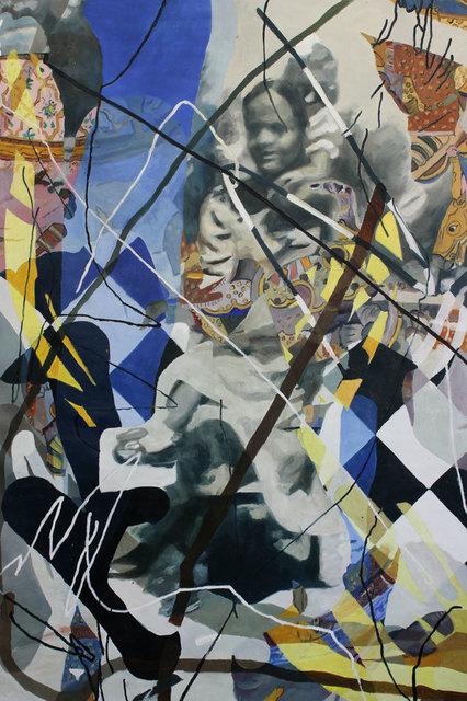 Martinho Costa, 'S/T (mae)', 2017, Galería silvestre