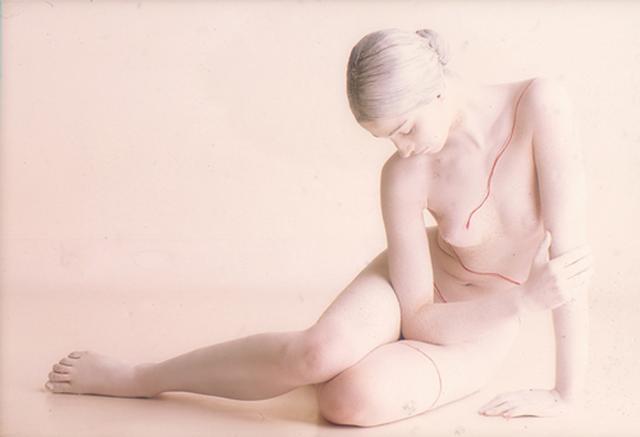 , 'Verónica Rubio (Spain) #1 Cuerpos Pintados - Painted Bodies,' 2002, Holden Luntz Gallery