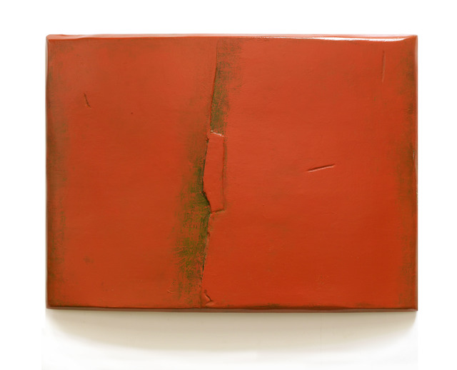 , 'Red Contained	,' 2012, Tina Keng Gallery