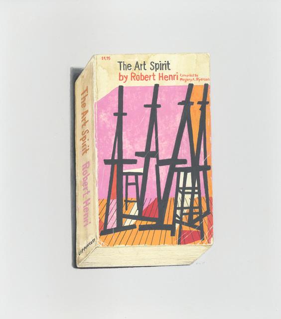 Richard Baker, 'The Art Spirit', 2019, Albert Merola Gallery