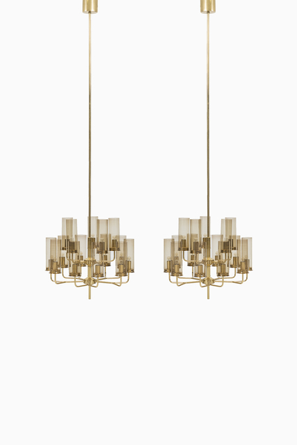 , 'Hans-Agne Jakobsson ceiling lamps model T-434/15,' 1960, Studio Schalling