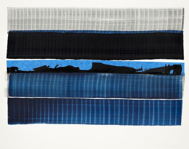 , 'Notas para Soñé que revelabas (6),' 2015, Galerie Lelong & Co.