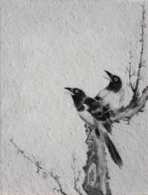 , '上海鸟 Shanghai Bird,' 2017, Shanghai Gallery of Art