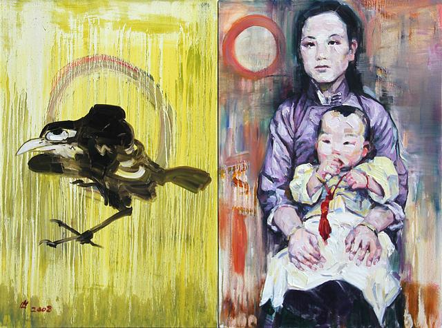 , 'Crow Song,' 2008, Turner Carroll Gallery