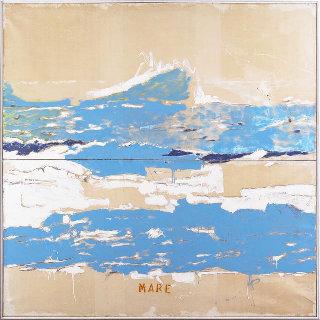 , 'Mare,' 1963, Erica Ravenna Fiorentini Arte Contemporanea