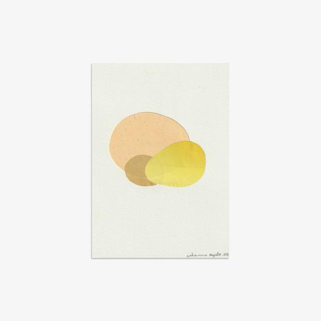 Johanna Tagada, 'Etude du Jaune 18', 2018, Tappan