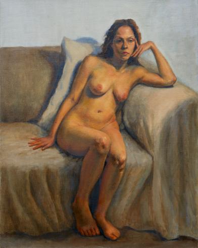 , 'Cecily,' 2014, Octavia Art Gallery