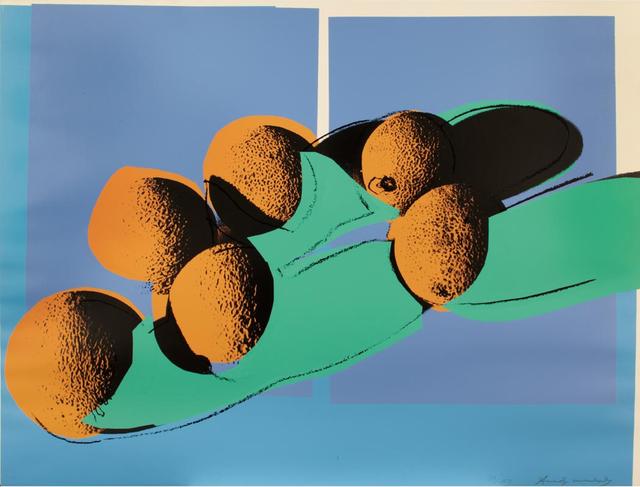 Andy Warhol, 'Cantaloupes I', 1979, Print, Color Serigraph, Kiechel Fine Art