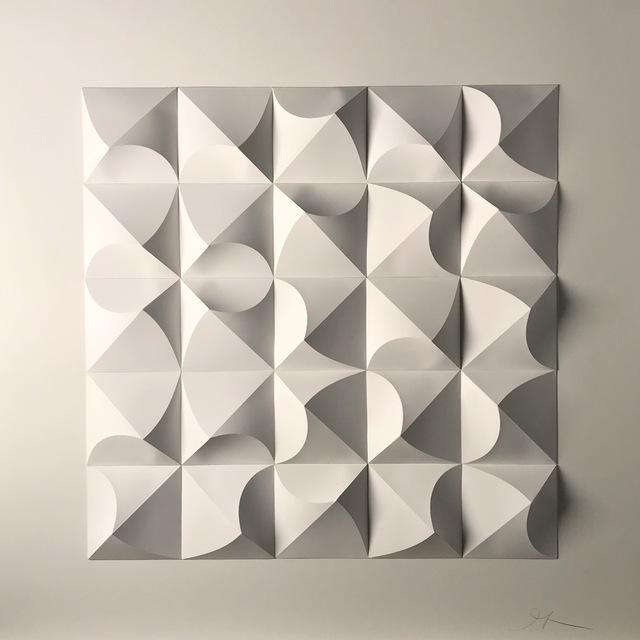 Matt Shlian, 'Omoplata 3', 2019, Dimmitt Contemporary Art