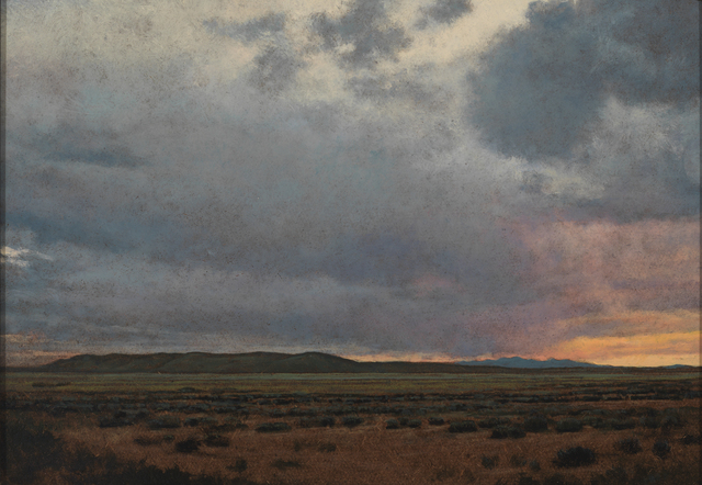 , 'Sunset South of Galisteo, NM,' 2010, Gallery Victor Armendariz