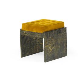 Custom Patchwork stool