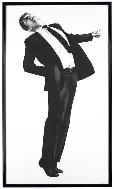 Robert Longo, 'Edmund from Men in the Cities ', 1985, Fine Art Mia