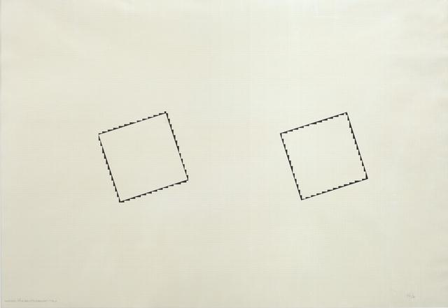 , 'Senza titolo ( Ruote),' 1975, Dep Art