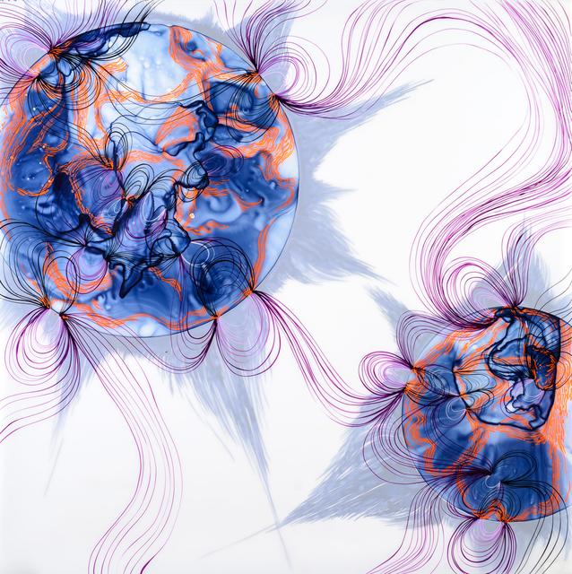 , 'Solar, II,' 2019, Luis De Jesus Los Angeles