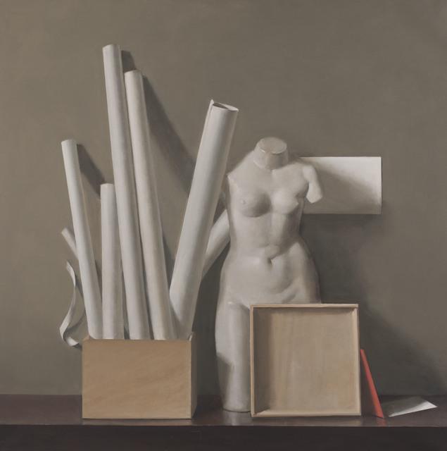 , 'Studio Life #3,' 2005, Jason McCoy Gallery