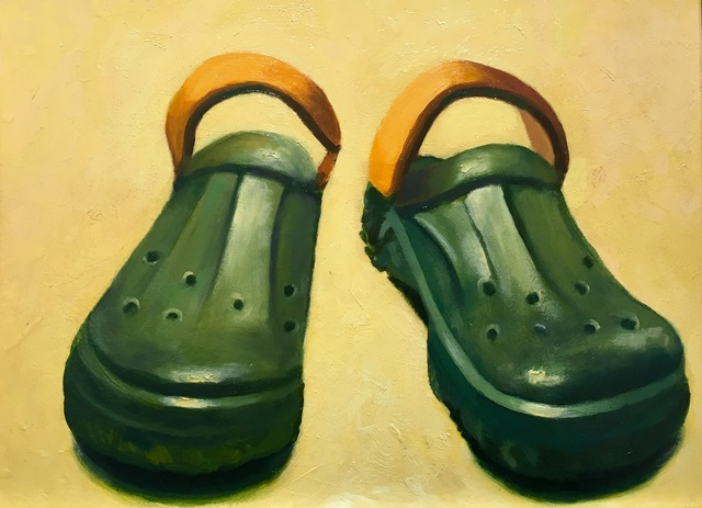 , 'Crocs,' 2012, Gallery NAGA