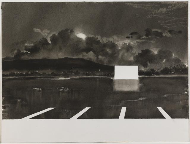 , 'Drive-In Movie, Santa Barbara, California,' 1978-1981, Hill Gallery