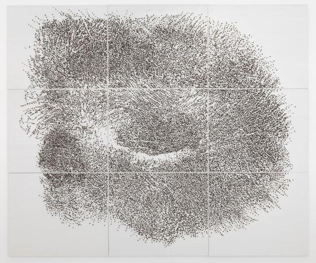 , 'Contatto-occhio sinistro di R...,' 2009, Gagosian