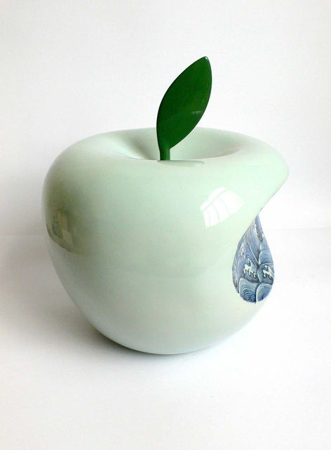 , 'Apple - CHINA,' 2007, ART LABOR Gallery